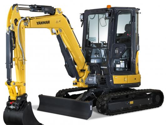 Excavators 2 to 5 Tonne