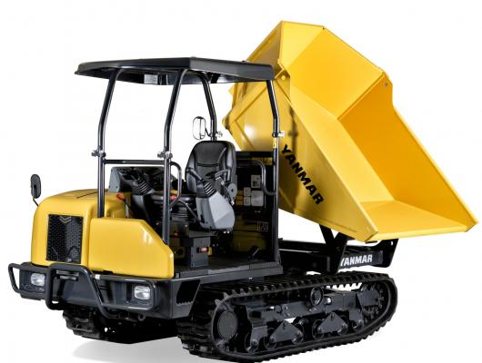 Yanmar Tracked Dumpers