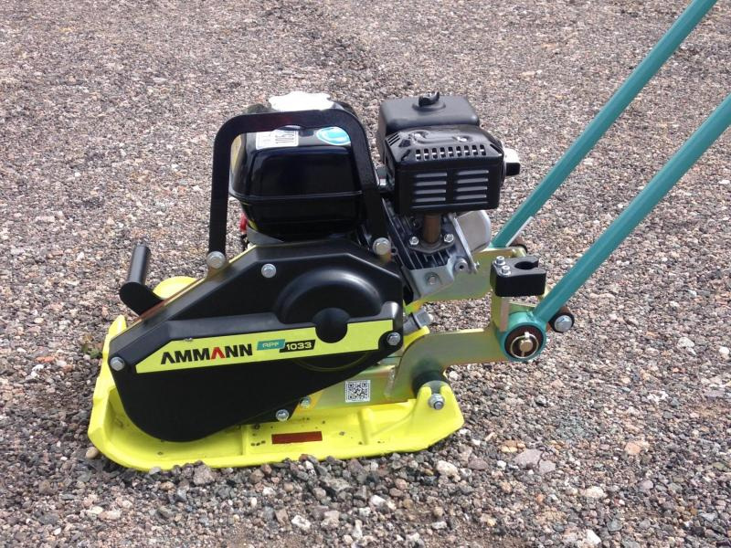 Ammann APF1033H Forward Travel Plate Compactor - 330mm wide, 54 kg op weight