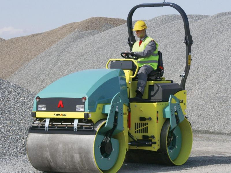 Ammann ARX40 Tandem Roller