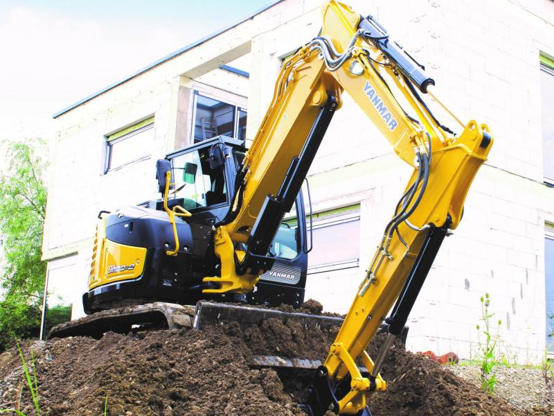 NEW Yanmar SV100-2 PB